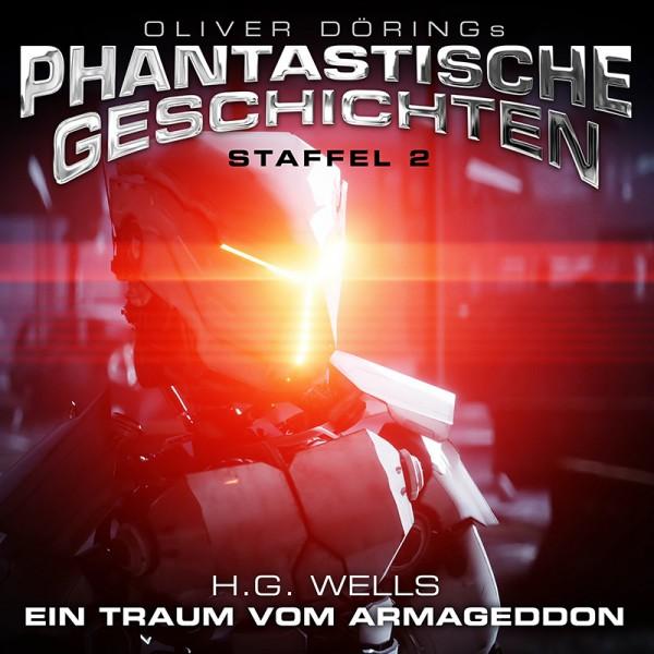 Phantastische Geschichten: Ein Traum von Armageddon Hörspiel-Kritik