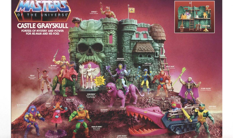 Castle Grayskull in der Origin-Version