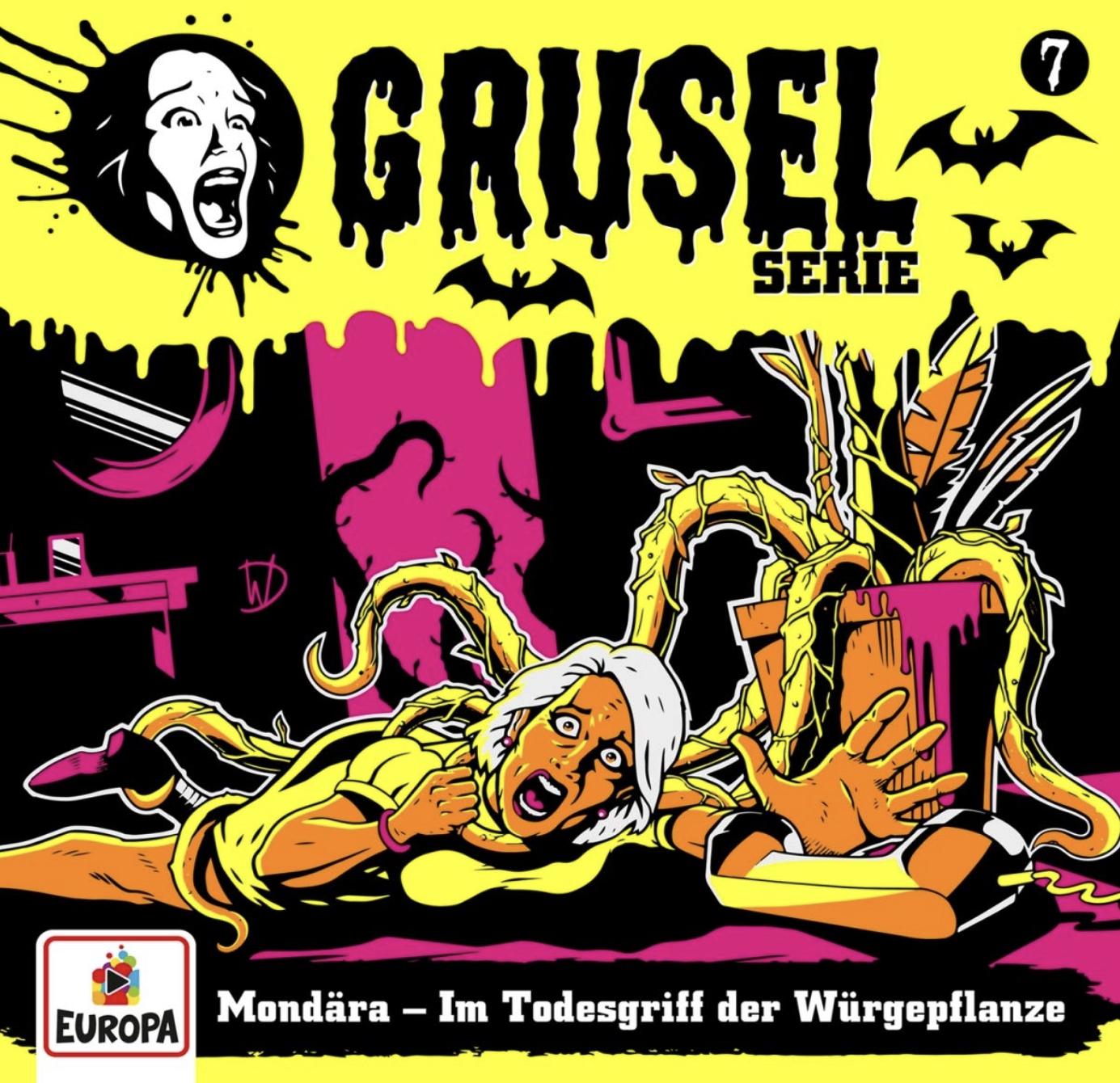 Gruselserie, Mondära, im Todesgriff der Würgepflanze Hörspiel-Kritik