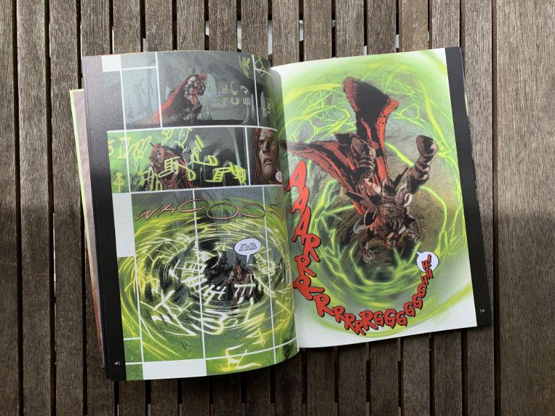 Berserker Unbound Comic-Review, Splitter Verlag
