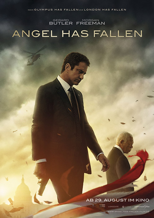 Angel has fallen Filmkritik