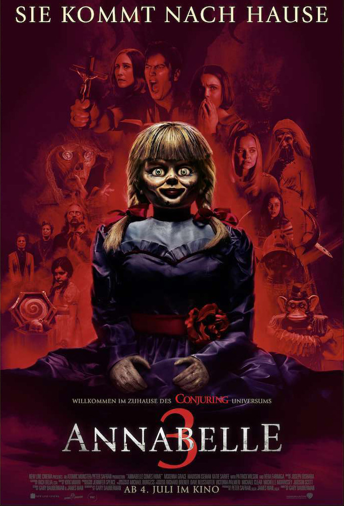 Annabelle 3, Warner Bros.