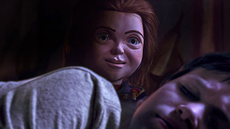 Chucky, Child's Play, Orion Pictures