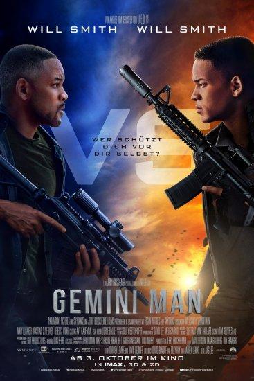 Gemini Man Filmkritik