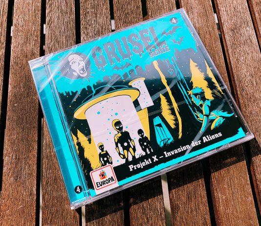 Gruselserie, Folge 4, Projekt X: Invasion der Aliens