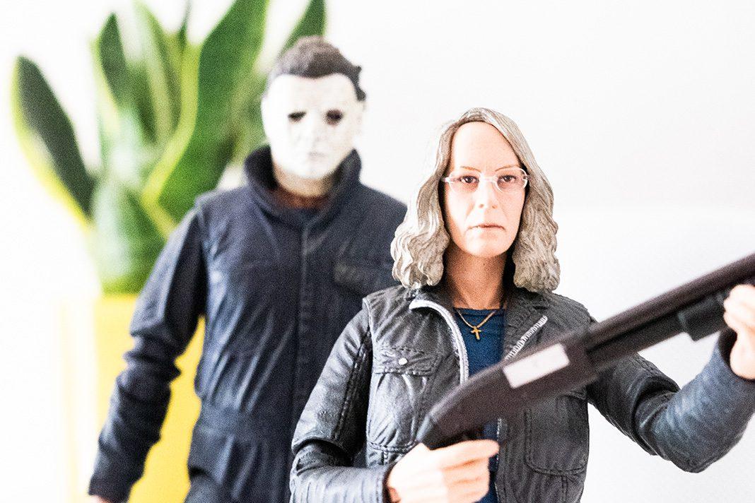 Halloween: Laurie Strode als Neca Action-Figur