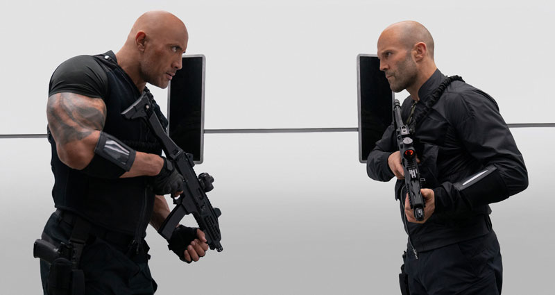 Fast & Furious: Hobbs & Shaw, Universal Pictures