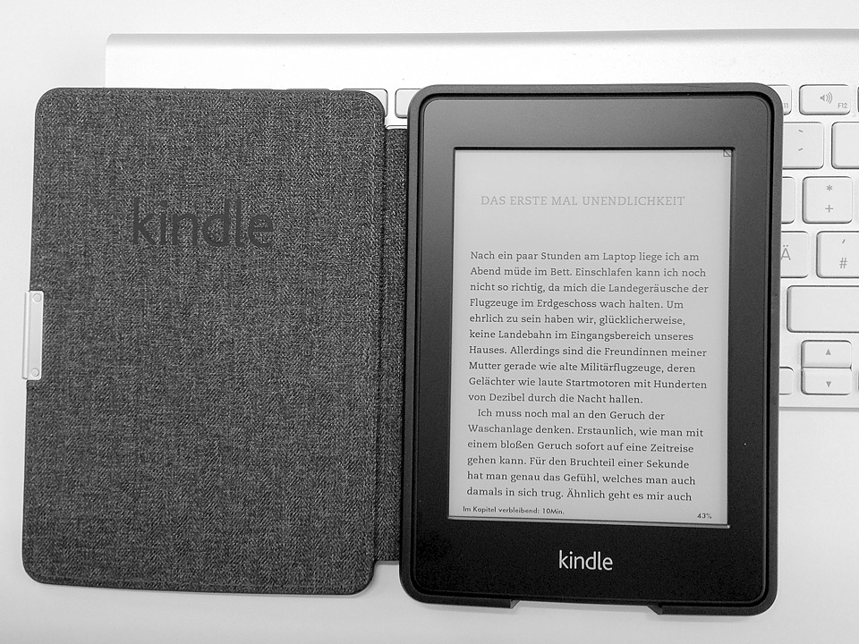 Kindle Lederhülle