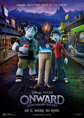 Onward: Keine halben Sachen Filmkritik