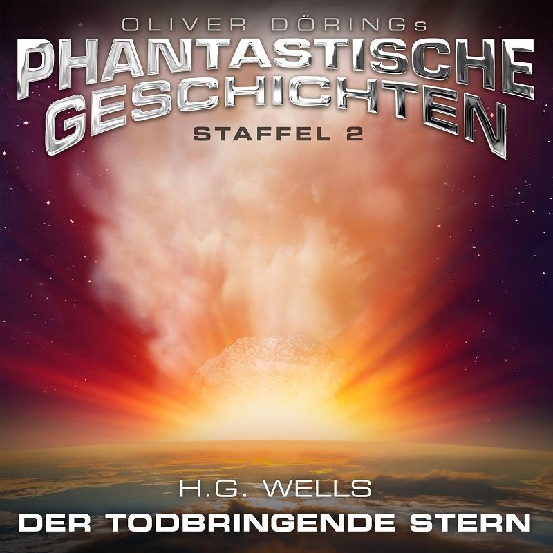 Phantastische Gesichten: Der todbringende Stern Hörspiel-Review