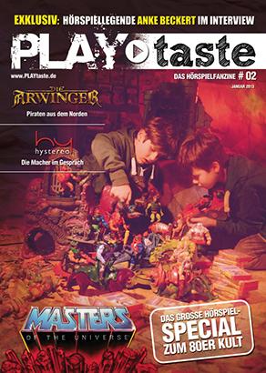 PLAYtaste - Ausgabe 2
