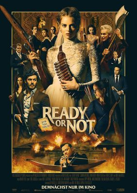 Ready or Not - Auf die Plätze, fertig, tot Filmkritik