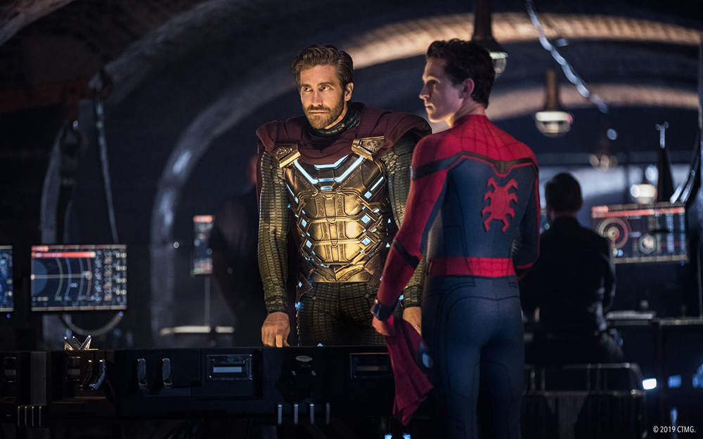 Spider-Man: Far from Home, Sony Pictures