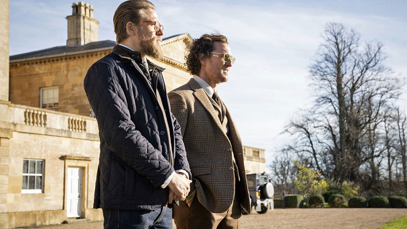 The Gentlemen Filmkritik